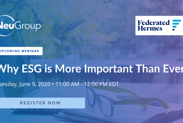 NeuGroup Federated Hermes ESG Webinar