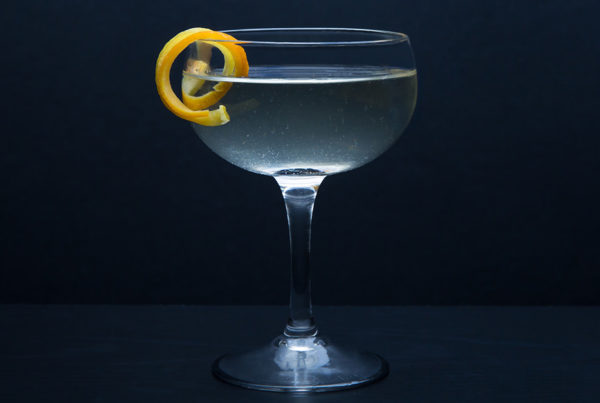 Vesper Cocktail