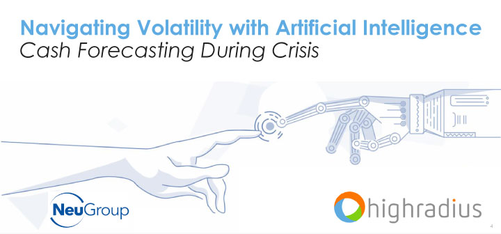 NeuGroup VIS with HighRadius on Navigating Volatility with Artificial Intelligence